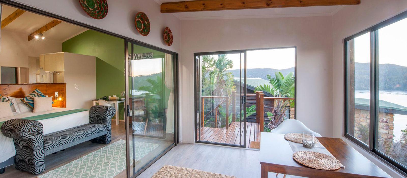 Hotel Elephant Hide of Knysna Guest House Südafrika