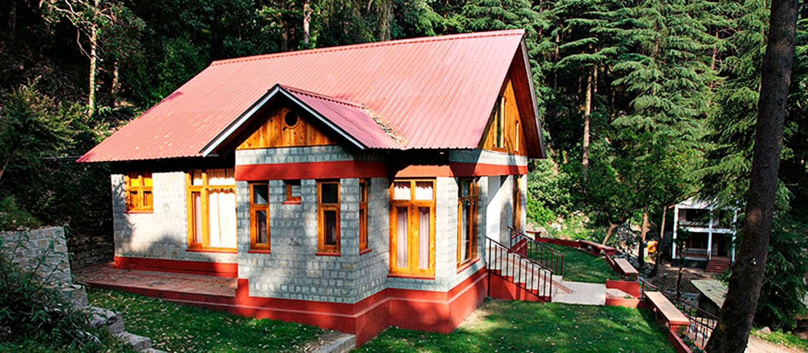 Hotel Glenmoor Cottages Himalayas