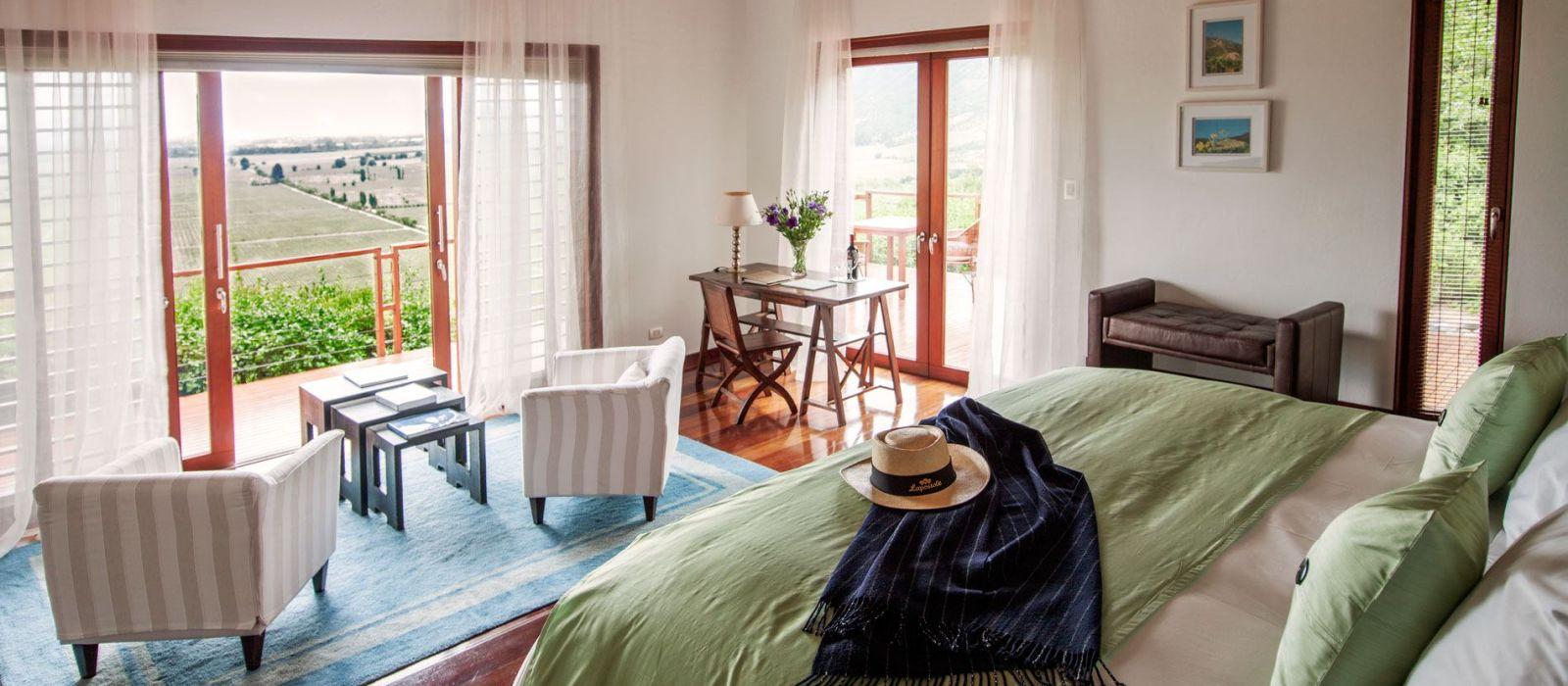 Hotel Lapostolle Residence Chile