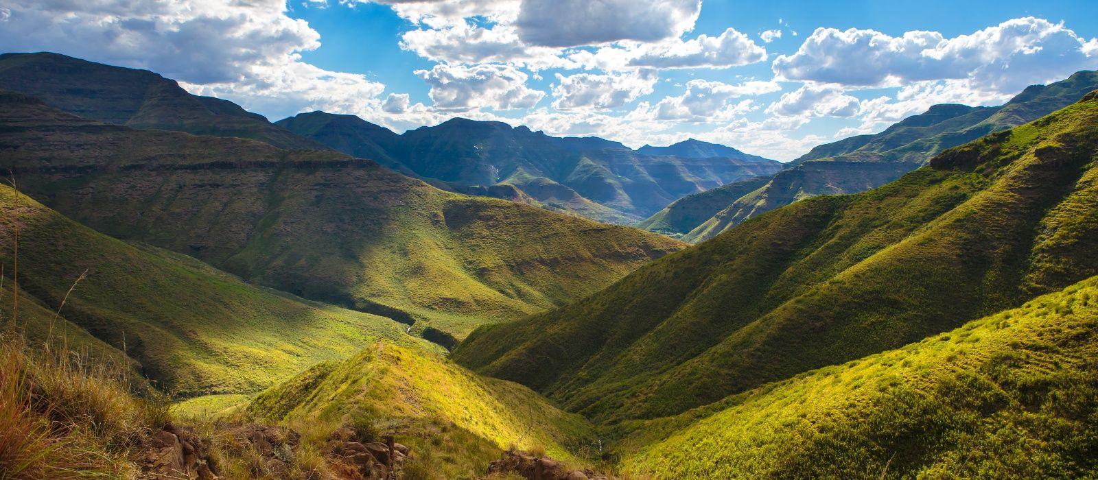Destination Central & Northeastern Lesotho Lesotho
