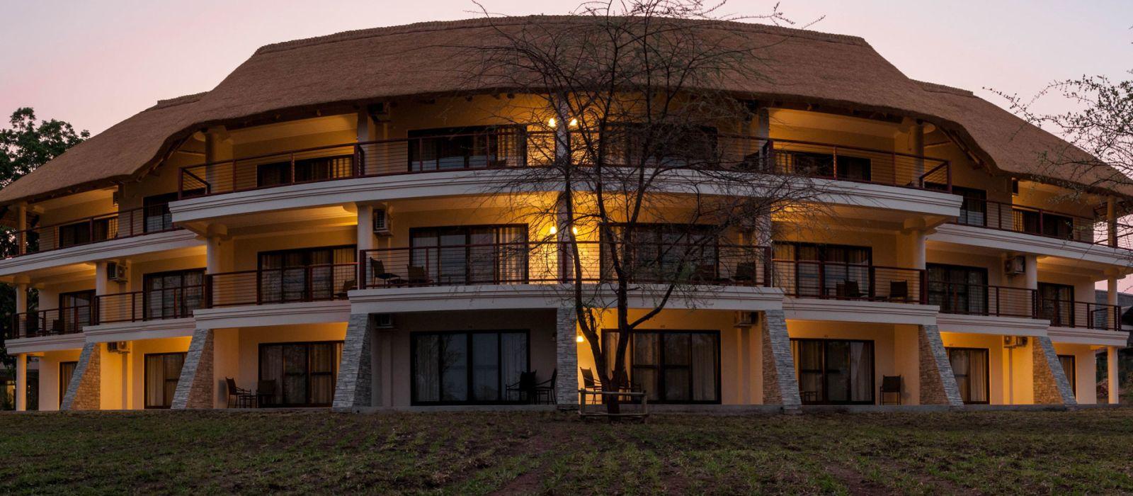 Hotel Ilala Lodge  Zimbabwe