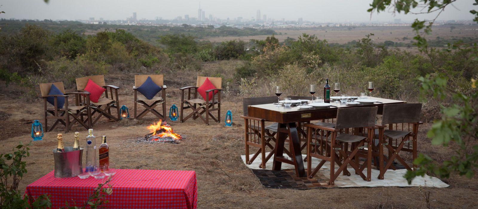 Hotel Ole Sereni  Kenya