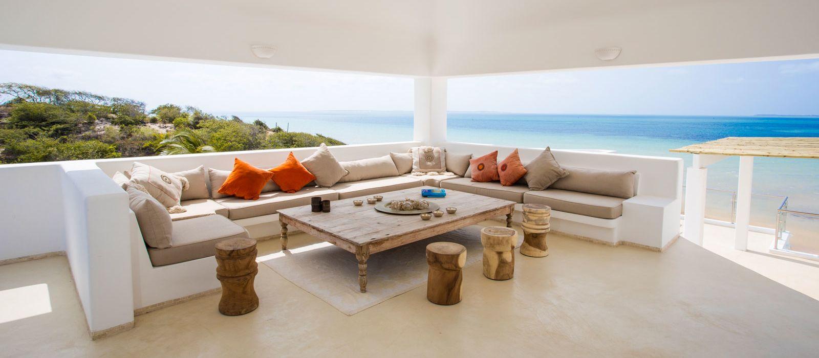 Hotel Villa Santorini Mozambique