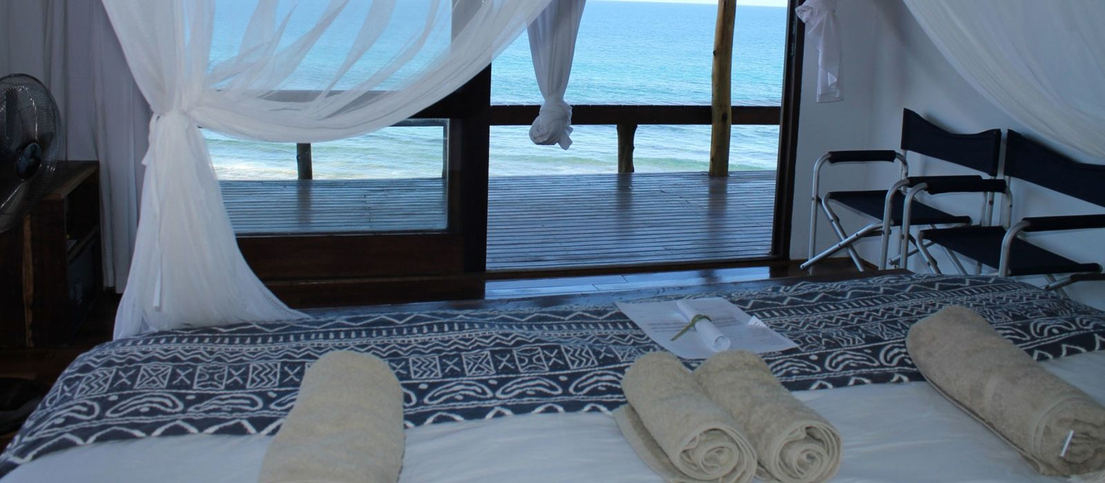 Hotel Blue Footprint Eco Lodge Mozambique