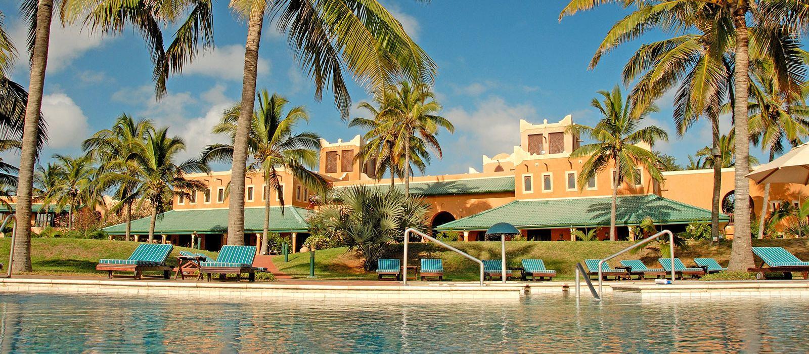 Hotel Pemba Beach  Mozambique