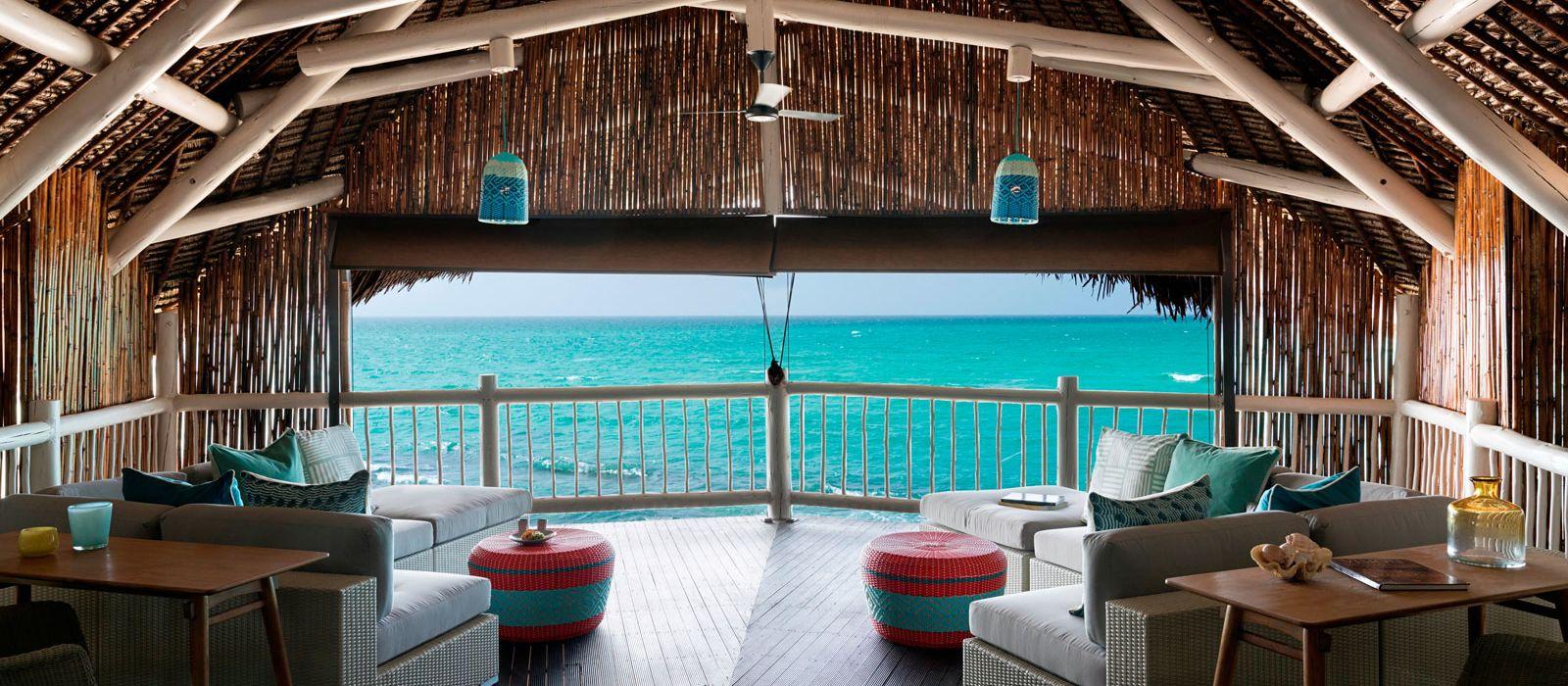 Hotel Medjumbe Island Resort Mozambique