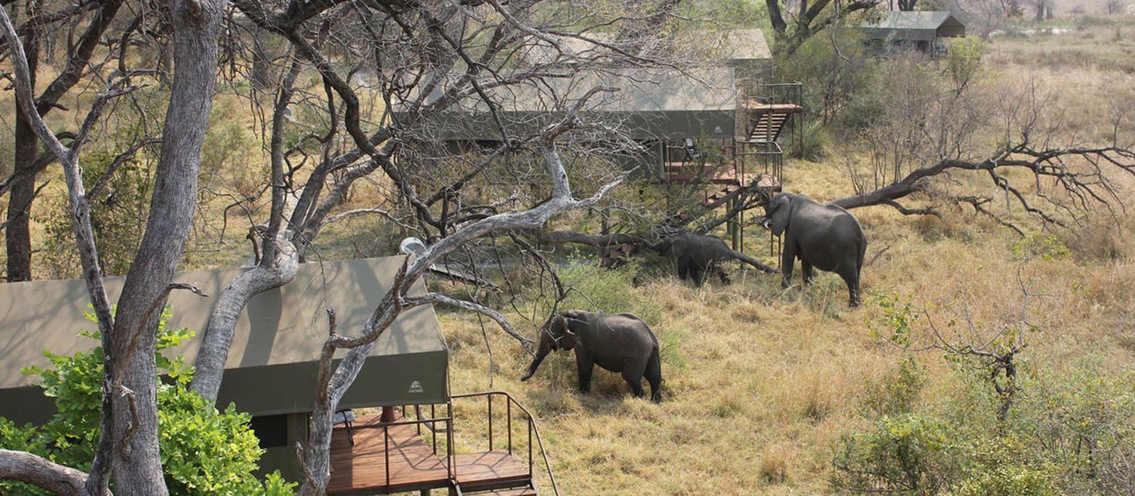 Hotel Nkasa Lupala Tented Lodge Namibia