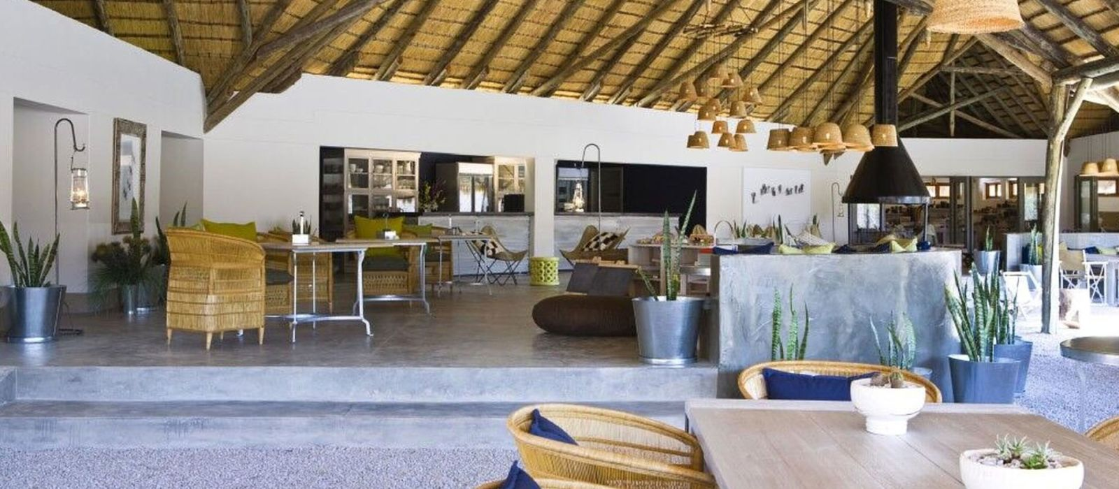 Hotel Mushara Bush Camp Namibia