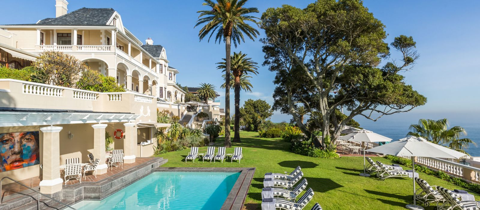 Hotel Ellerman House South Africa
