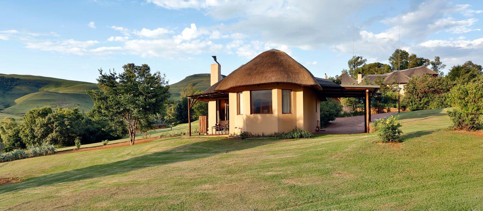 Hotel Montusi Mountain Lodge South Africa