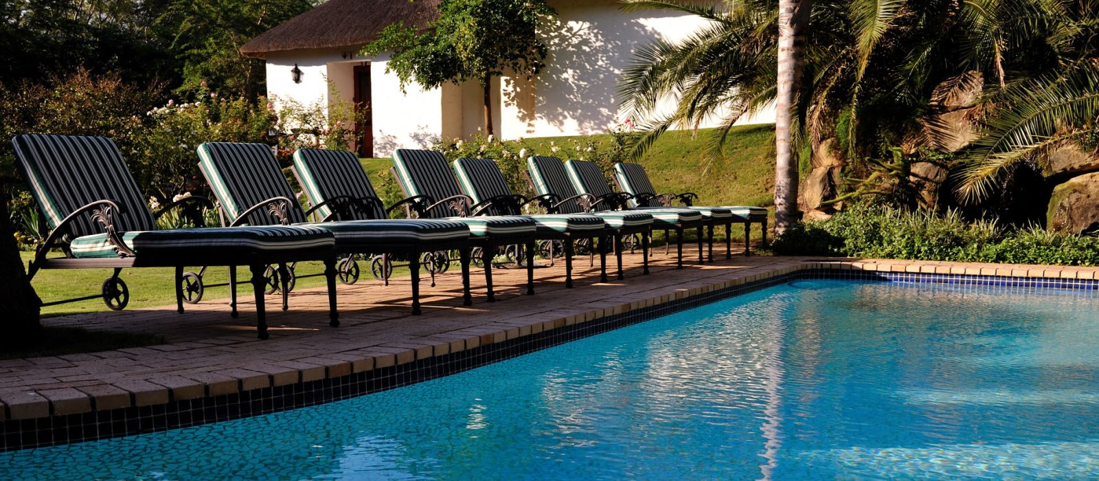 Hotel Woodall Country House Südafrika