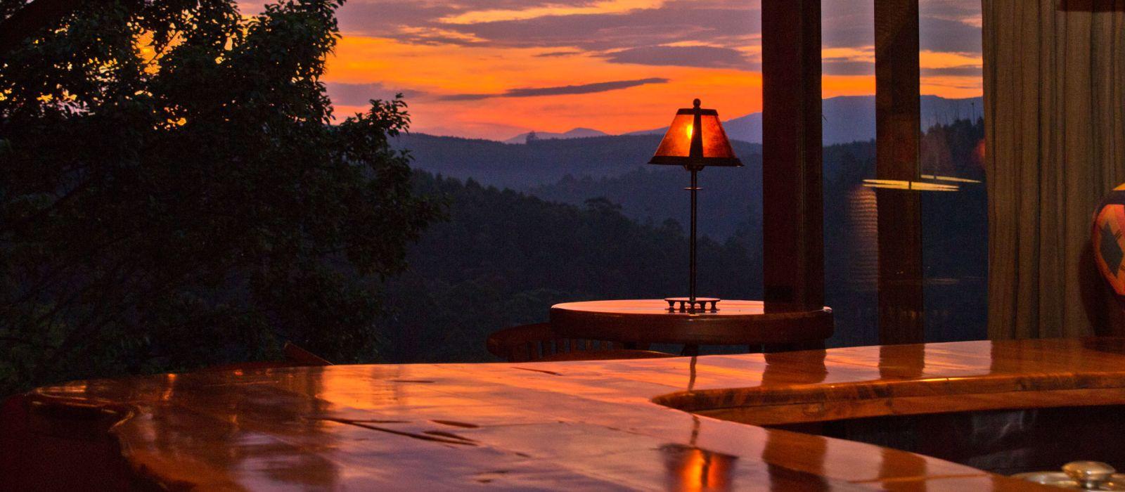 Hotel Tana Mera Lodge South Africa