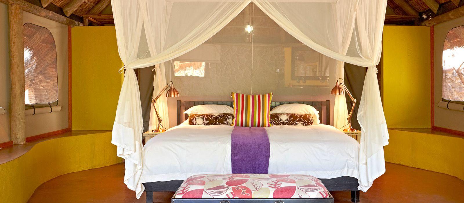 Hotel Jaci's Safari Lodge Südafrika