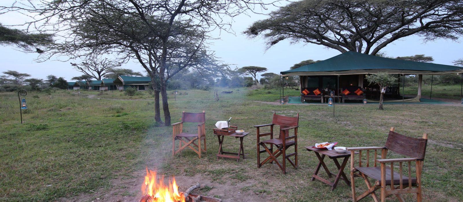 Hotel Nasikia Central Camp Tanzania