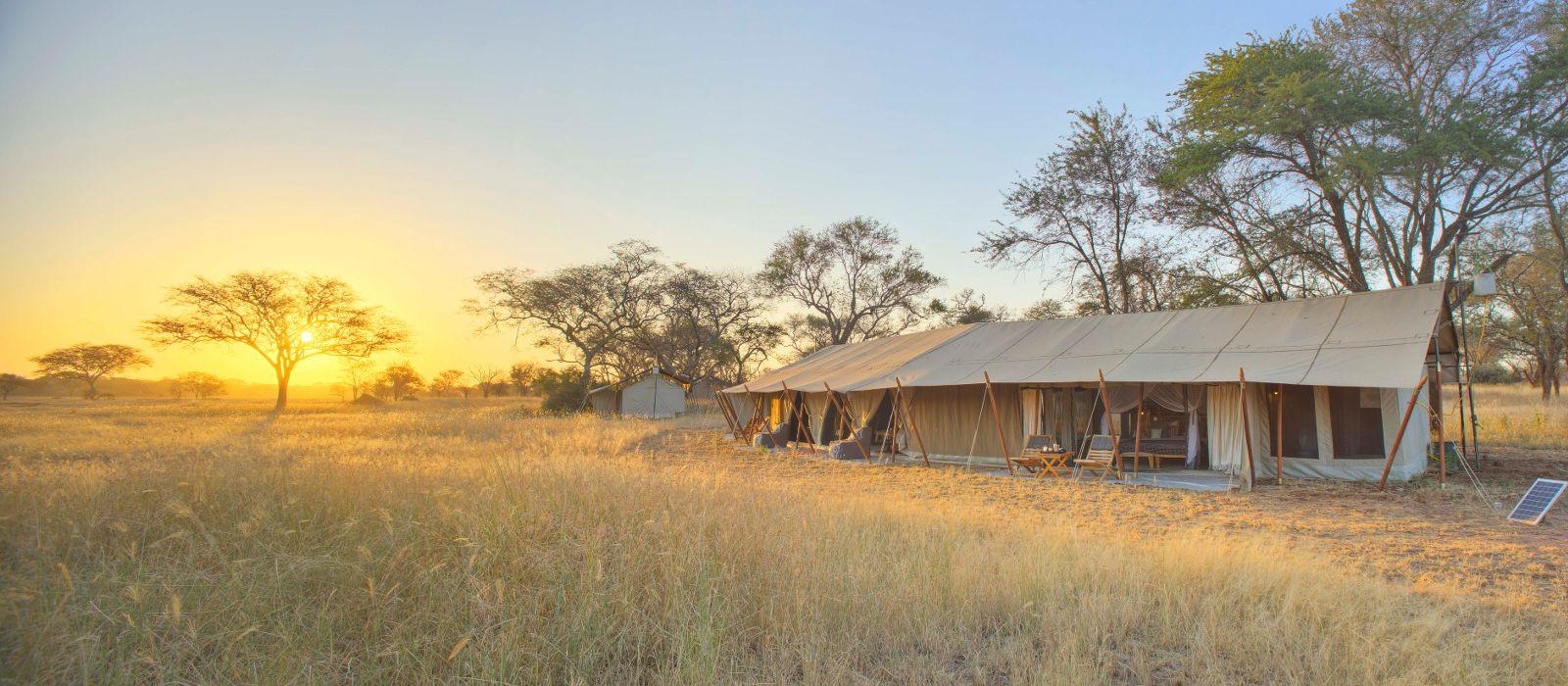 Hotel Ubuntu Camp W Tansania