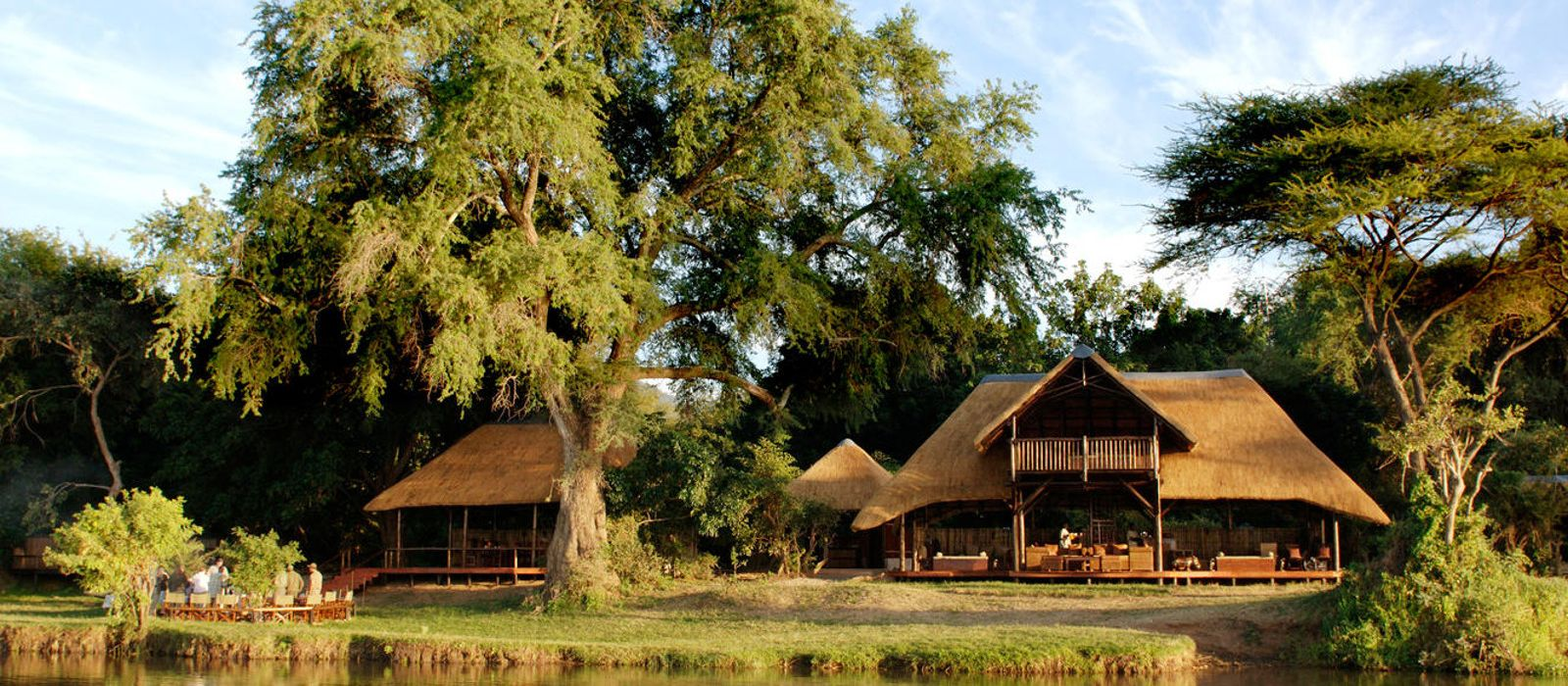 Hotel Chiawa Camp Zambia