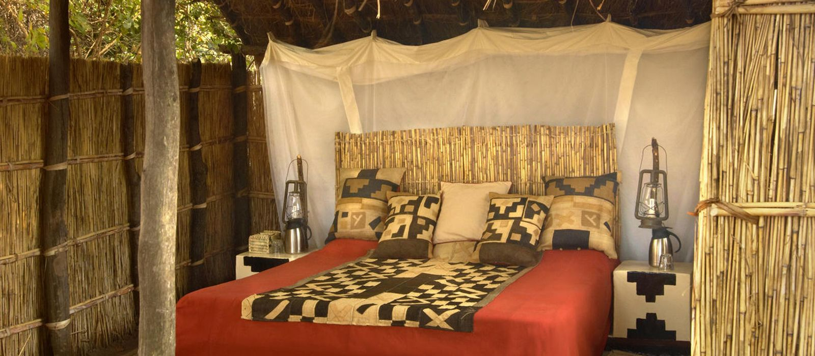 Hotel Mwaleshi Camp Sambia