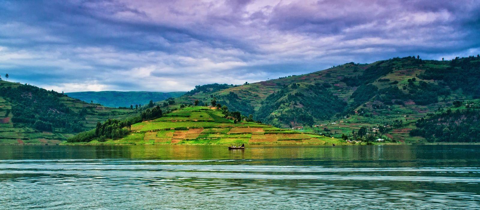 Destination Lake Bunyonyi Uganda