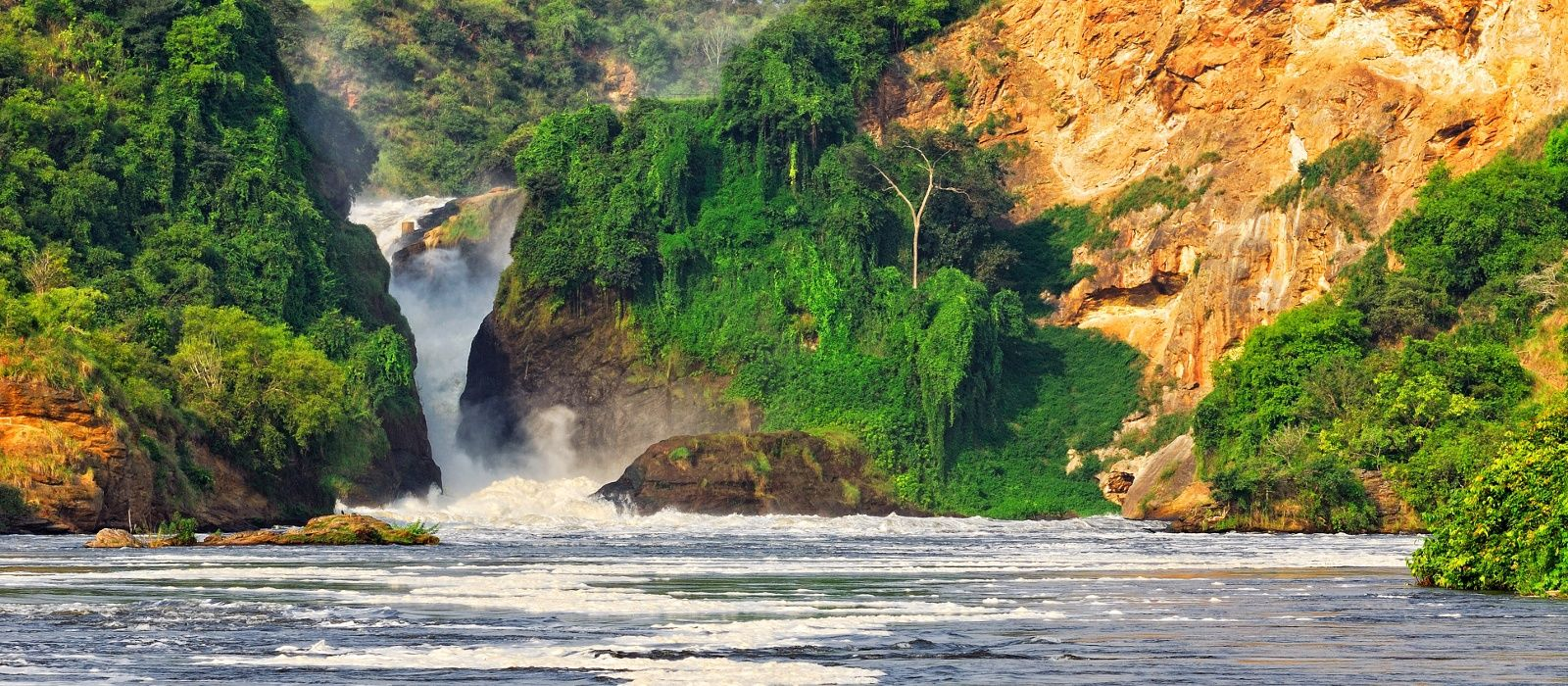 Destination Murchison Falls Uganda