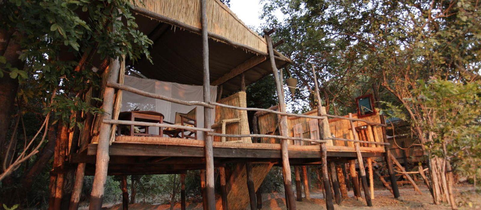 Hotel Kafunta Island Bush Camp Zambia