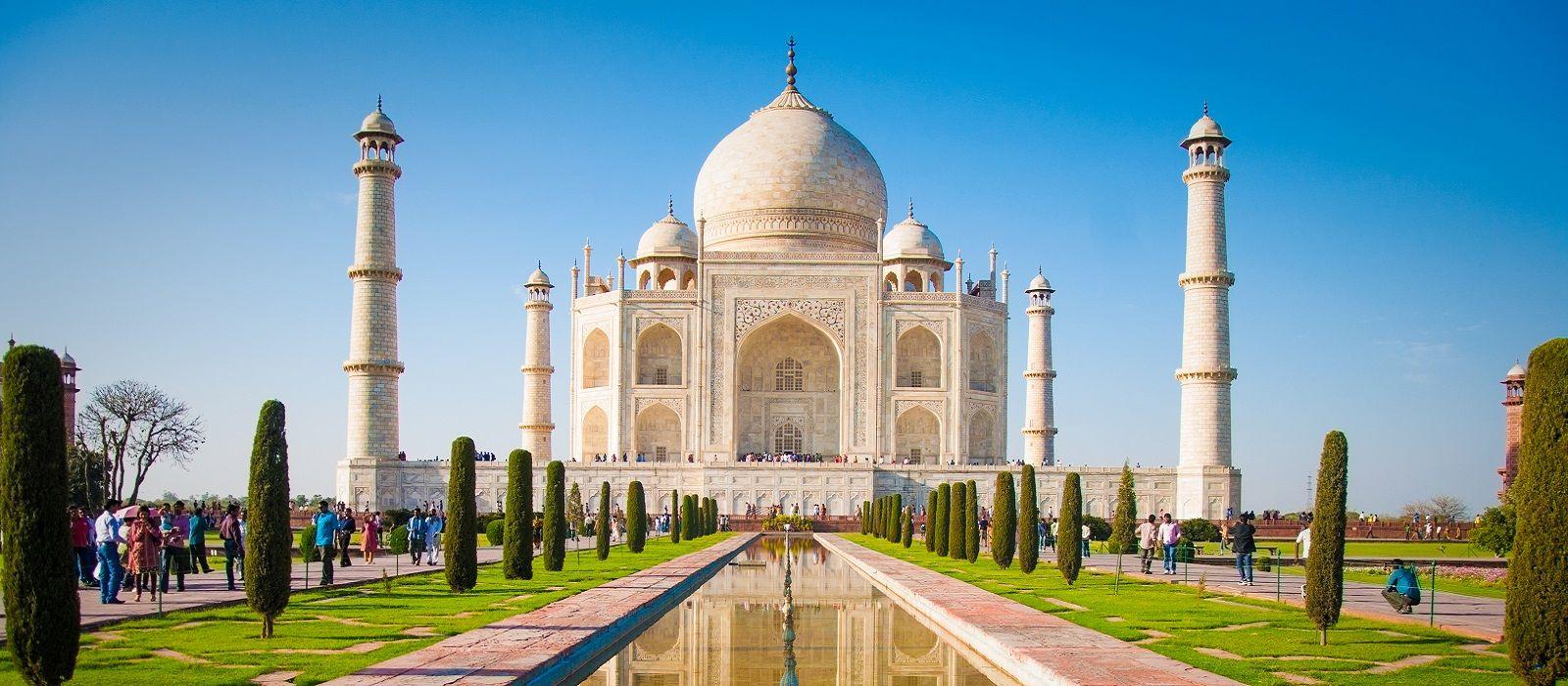 Trident Exklusiv: Kulturelle Höhepunkte Nordindiens Urlaub 2