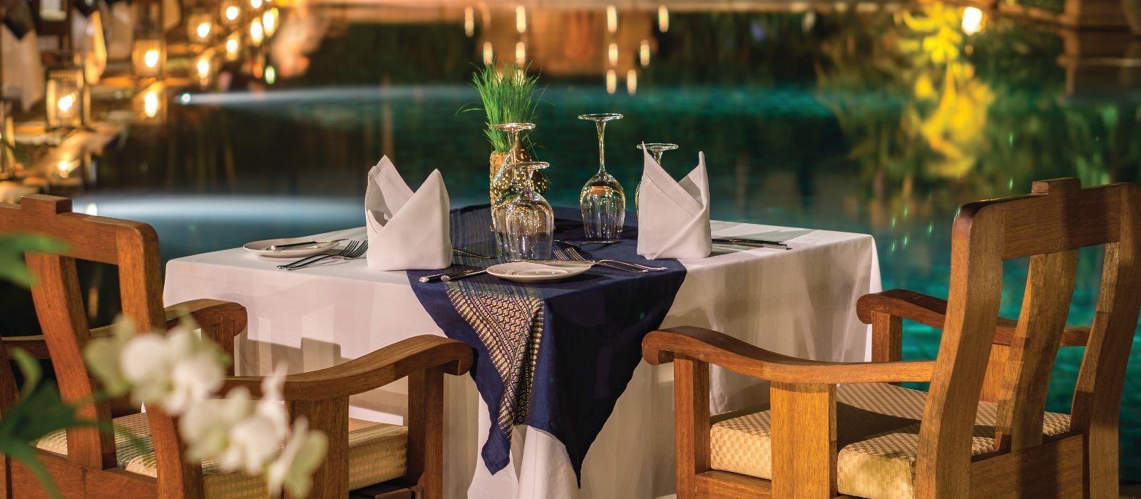 Hotel Belmond La Residence D' Angkor Cambodia