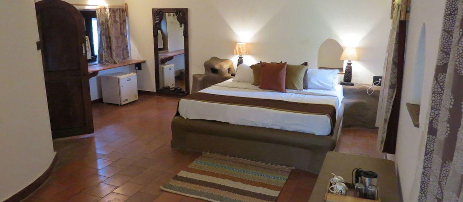 Hotel Hampi Boulders South India