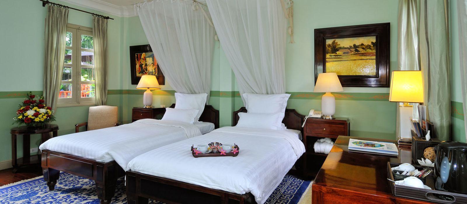 Hotel Villa Maly Laos