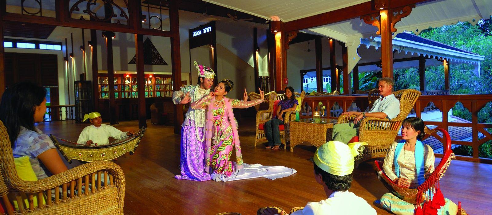 Luxurious Wonders of Myanmar Tour Trip 6