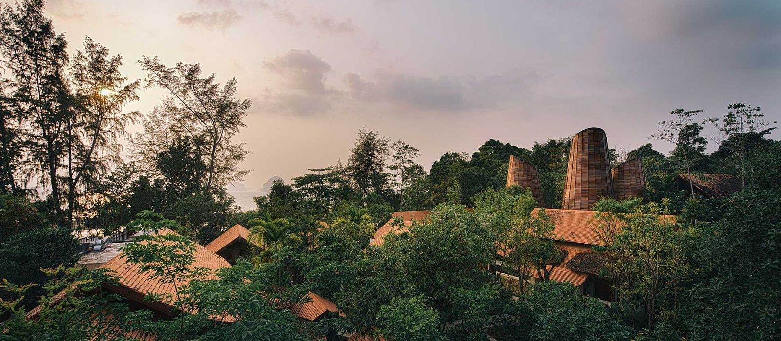 Hotel Tubkaak Boutique Resort Thailand