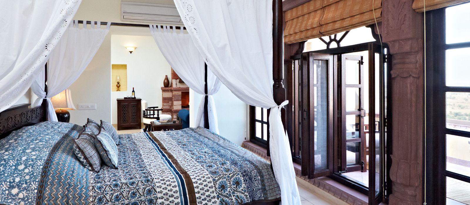 Hotel Ramathra Fort Nordindien
