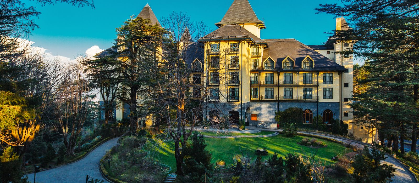 Hotel The Oberoi Wildflower Hall Himalayas
