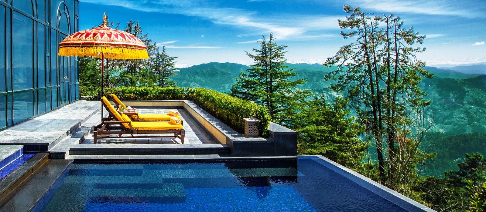 Das Oberoi Sommerangebot: Im Himalaya Gebirge Urlaub 2