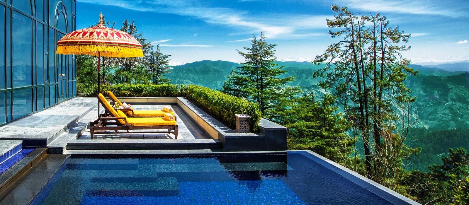 Das The Oberoi Hotels & Resorts Sommerangebot: Im Himalaya Gebirge Urlaub 2