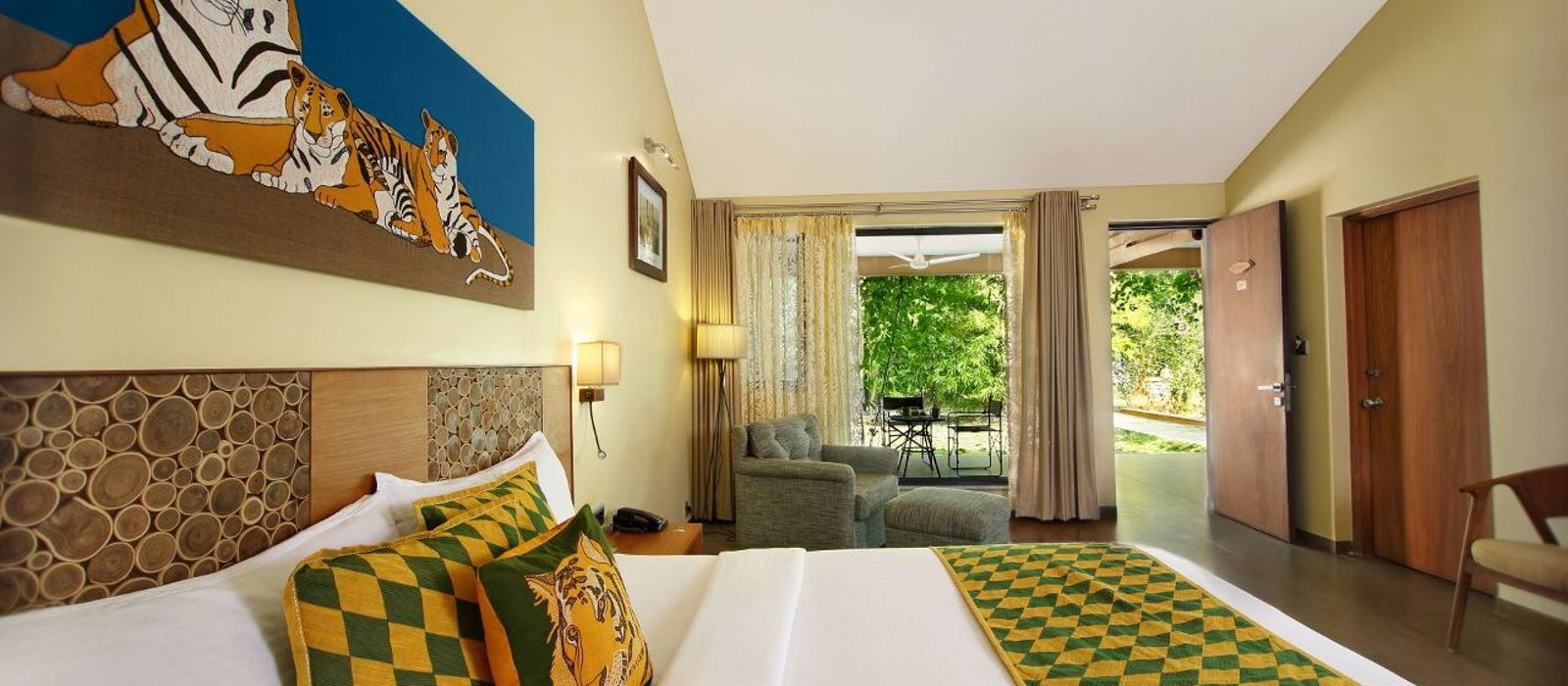 Hotel Svasvara Resort Central & West India