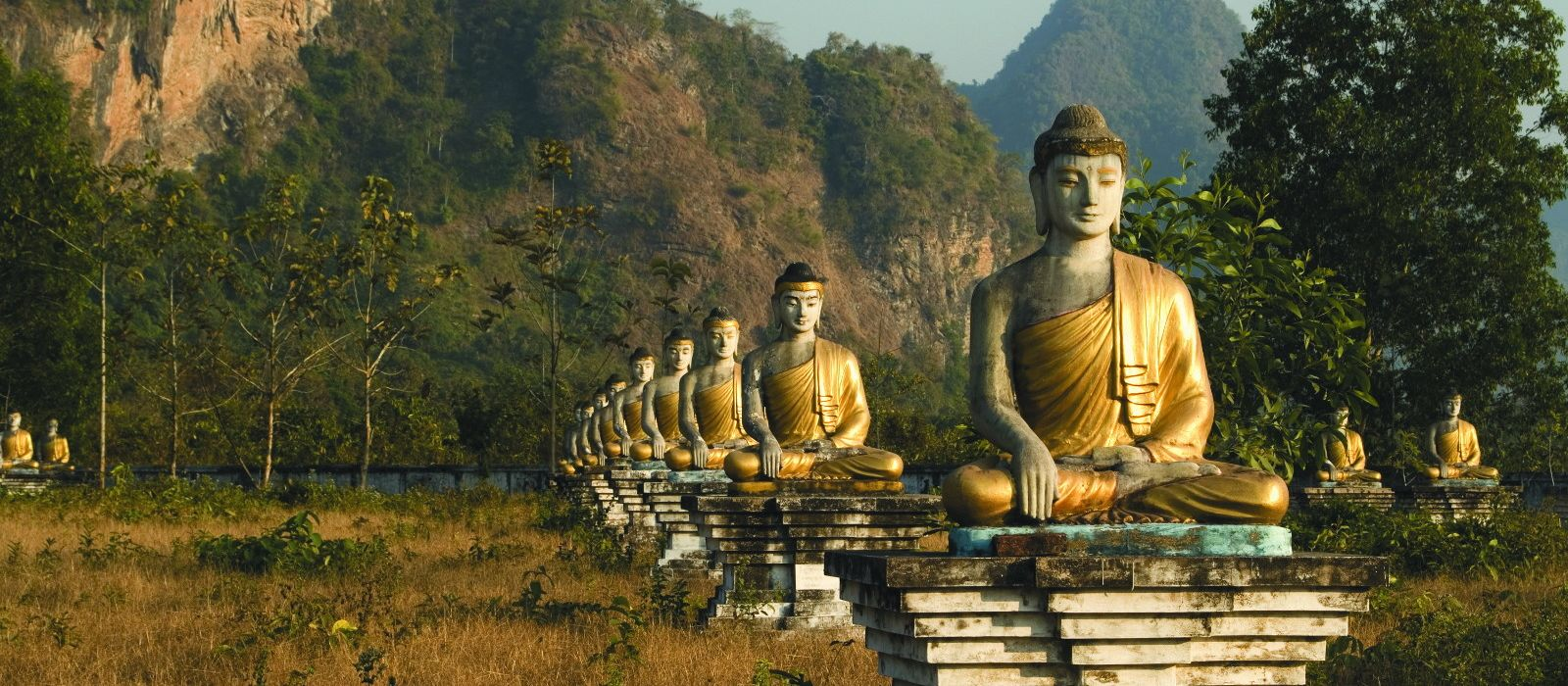 Reiseziel Hpa An Myanmar