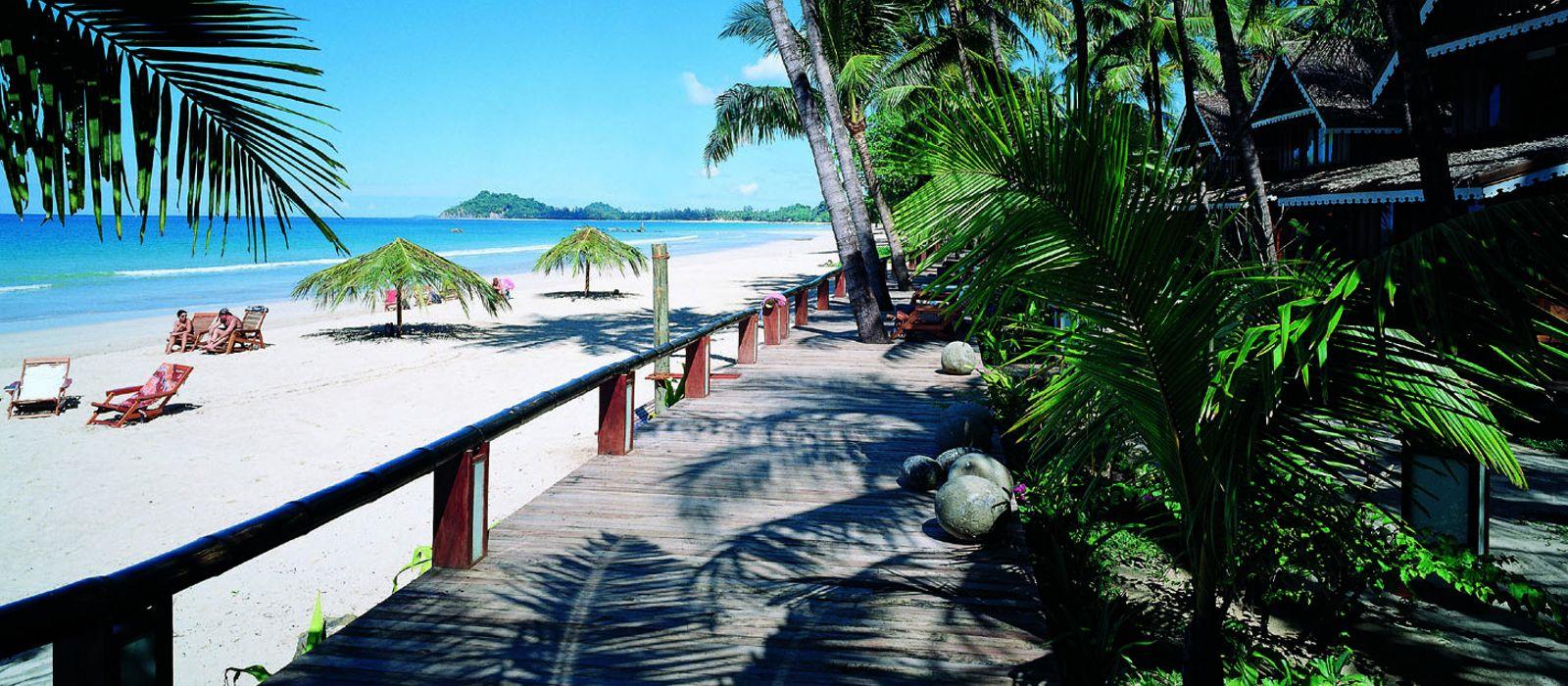 Reiseziel Ngwe Saung Strand Myanmar