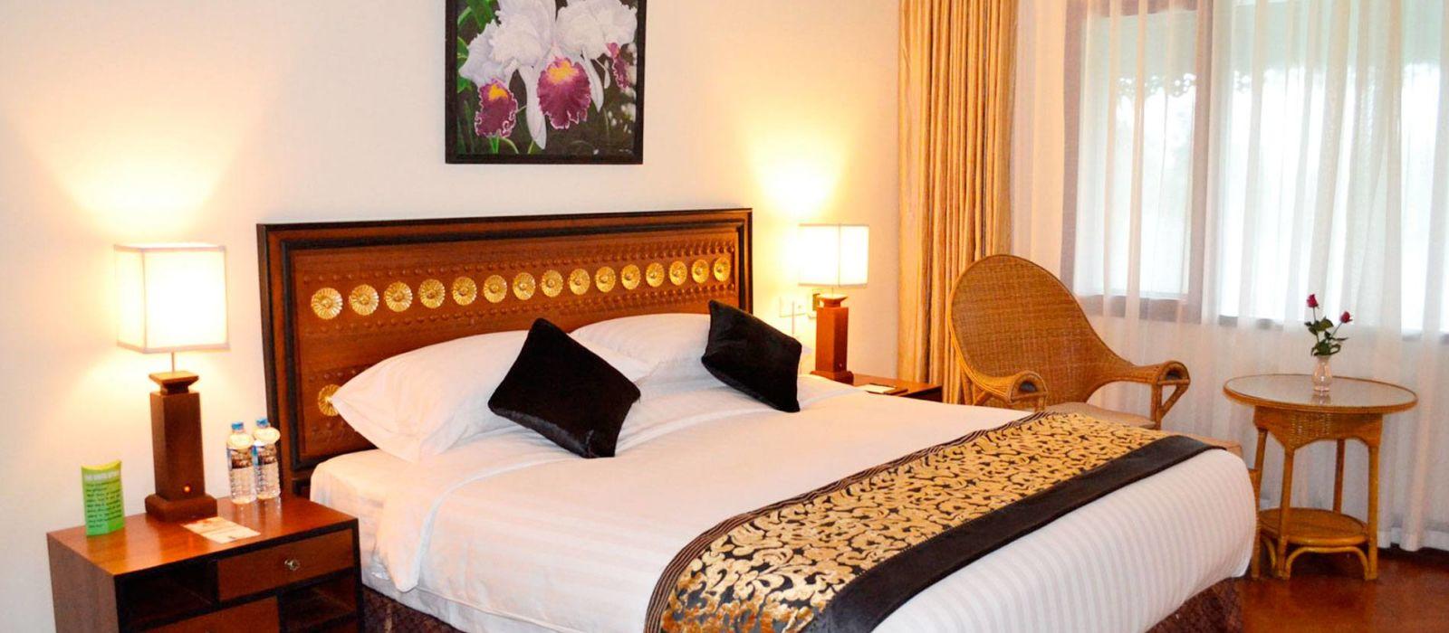 Hotel Kandawgyi Palace Myanmar
