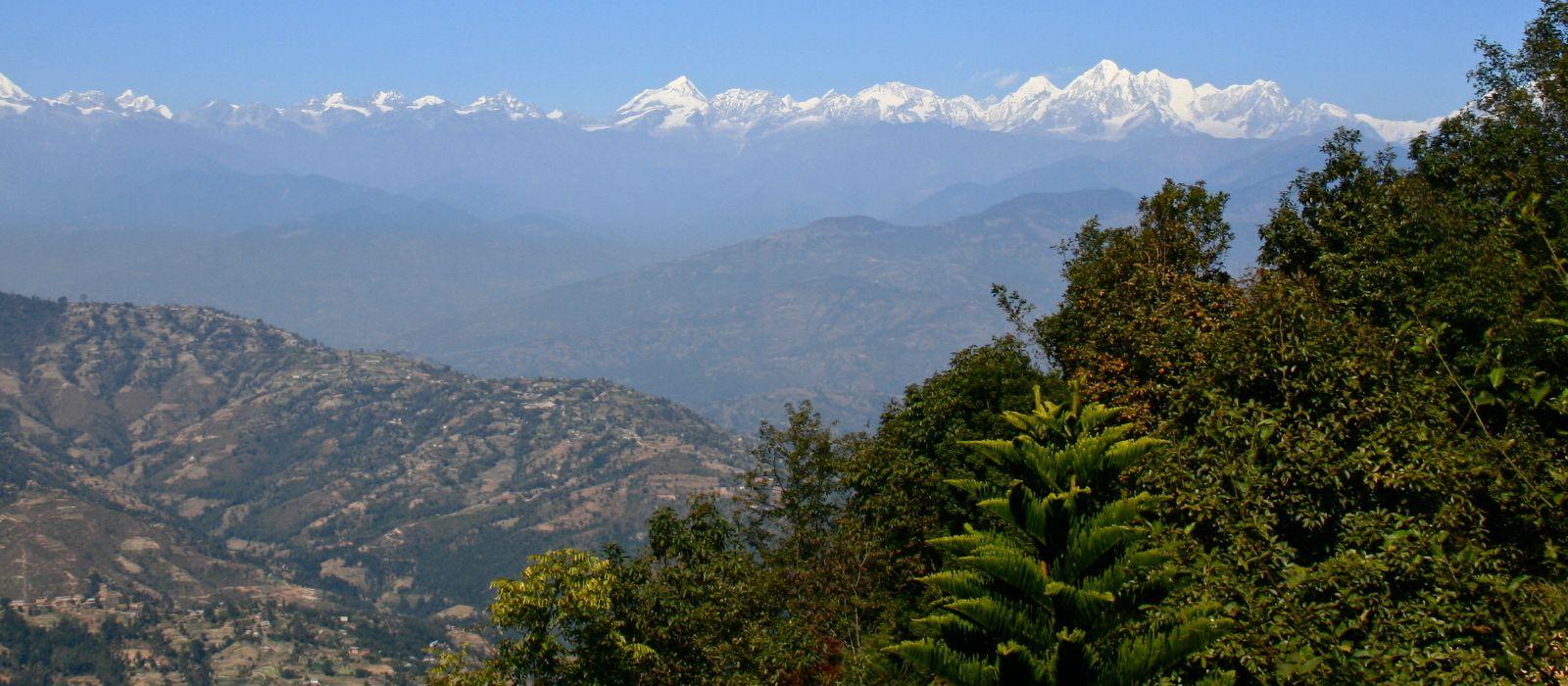 Destination Dhulikhel Nepal