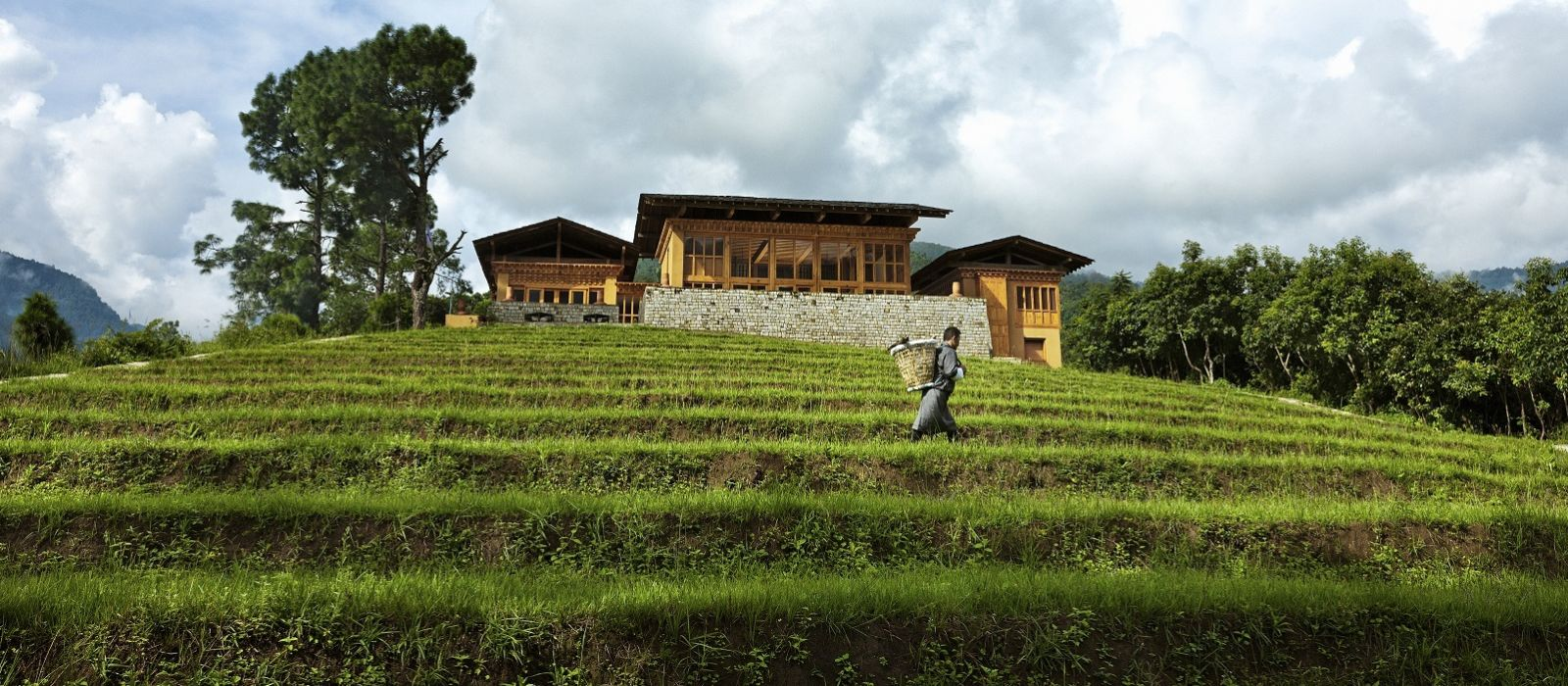Hotel COMO Uma Punakha Bhutan
