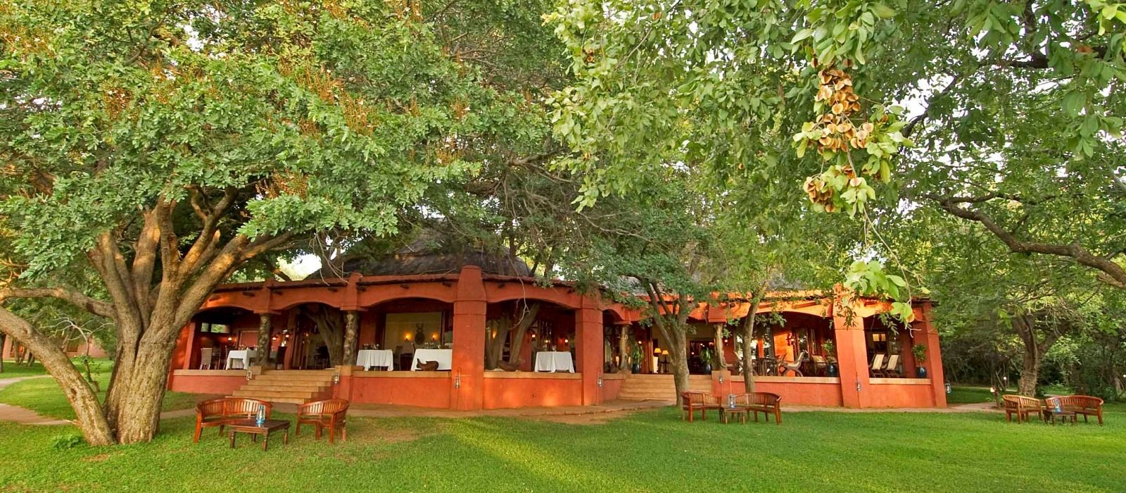 Hotel Chobe Chilwero Lodge Botswana