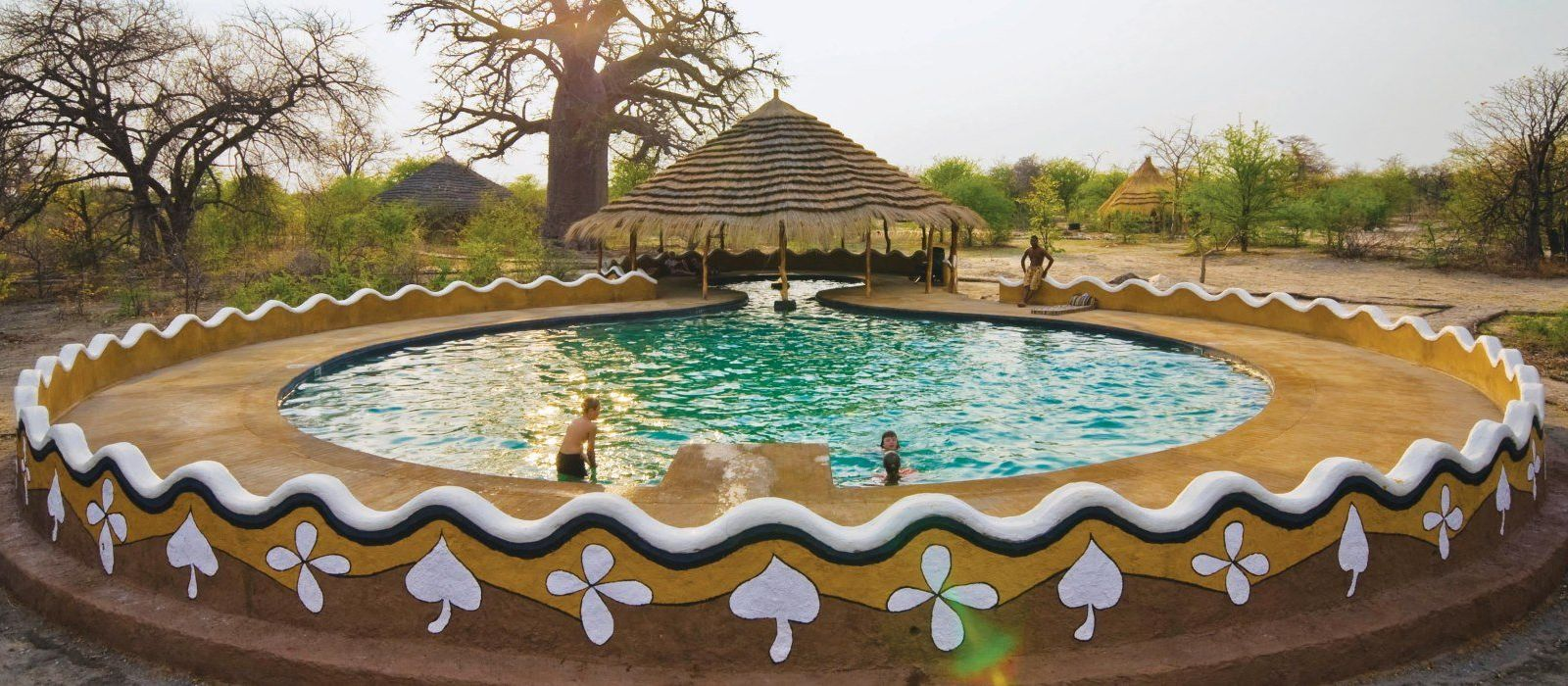 Hotel Planet Baobab Botswana