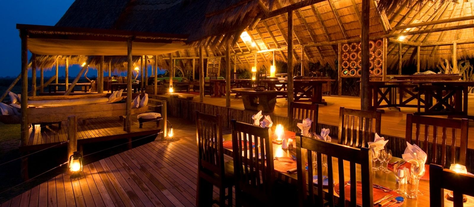 Hotel Selinda Camp Botswana