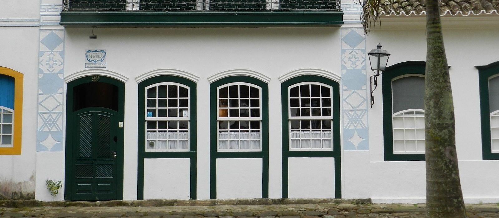 Hotel Pousada da Marquesa Brasilien