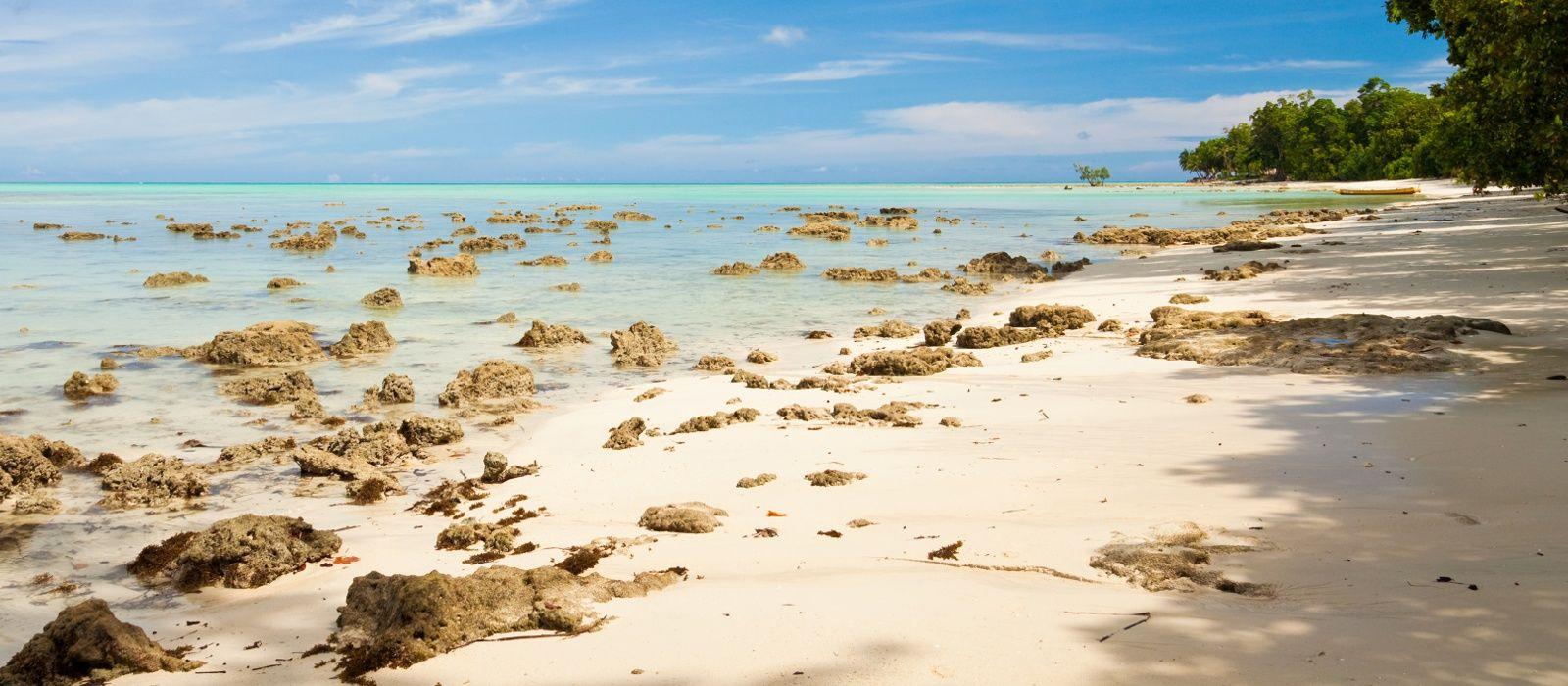 Destination Andaman Islands Islands & Beaches