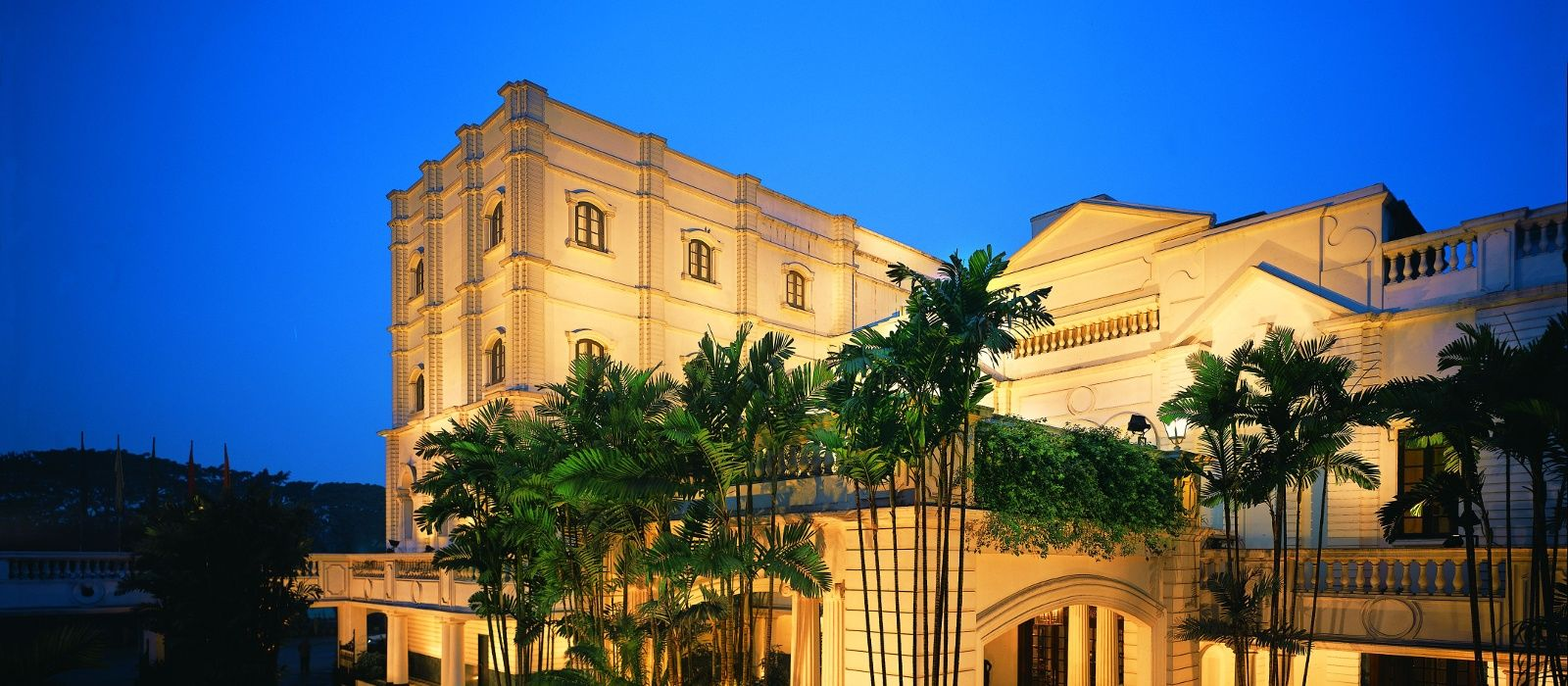 Hotel The Oberoi Grand Ostindien