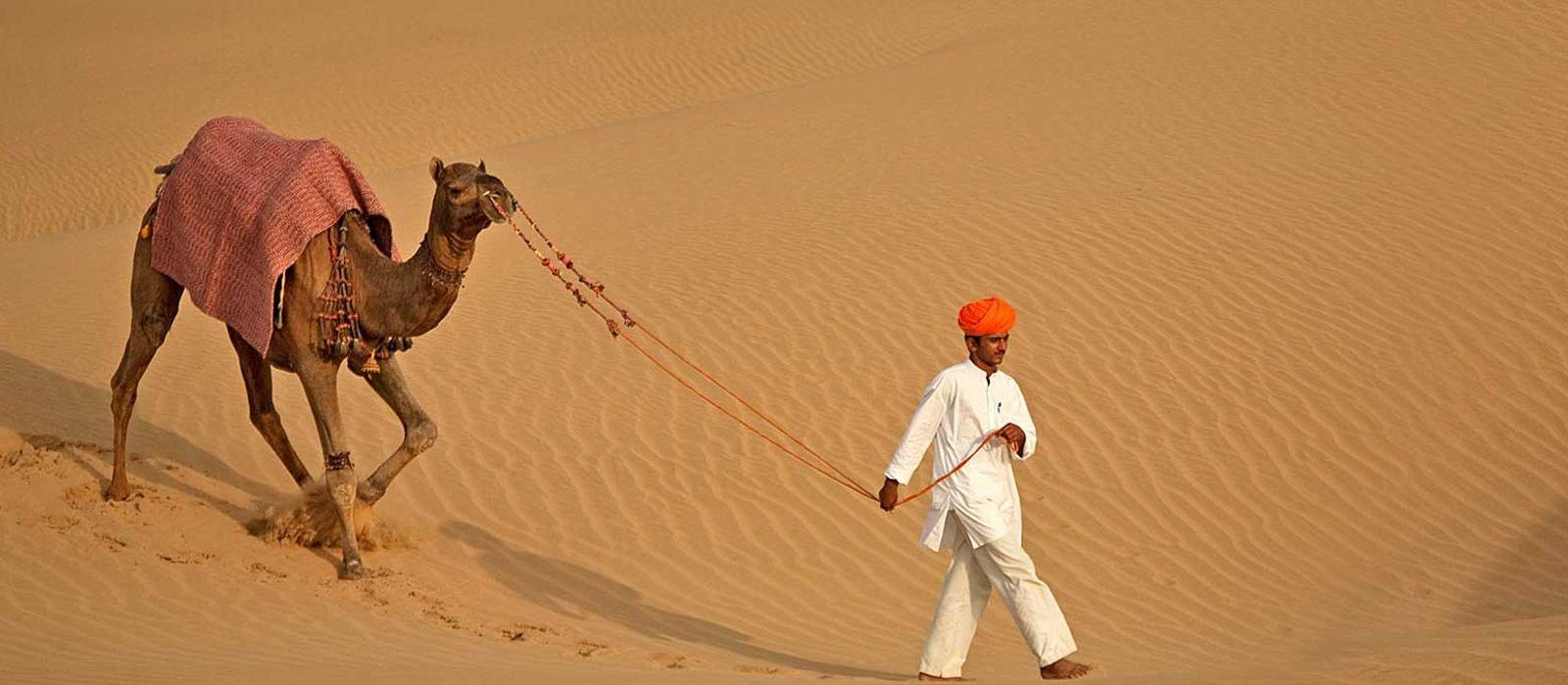 Hotel The Serai Jaisalmer Nordindien