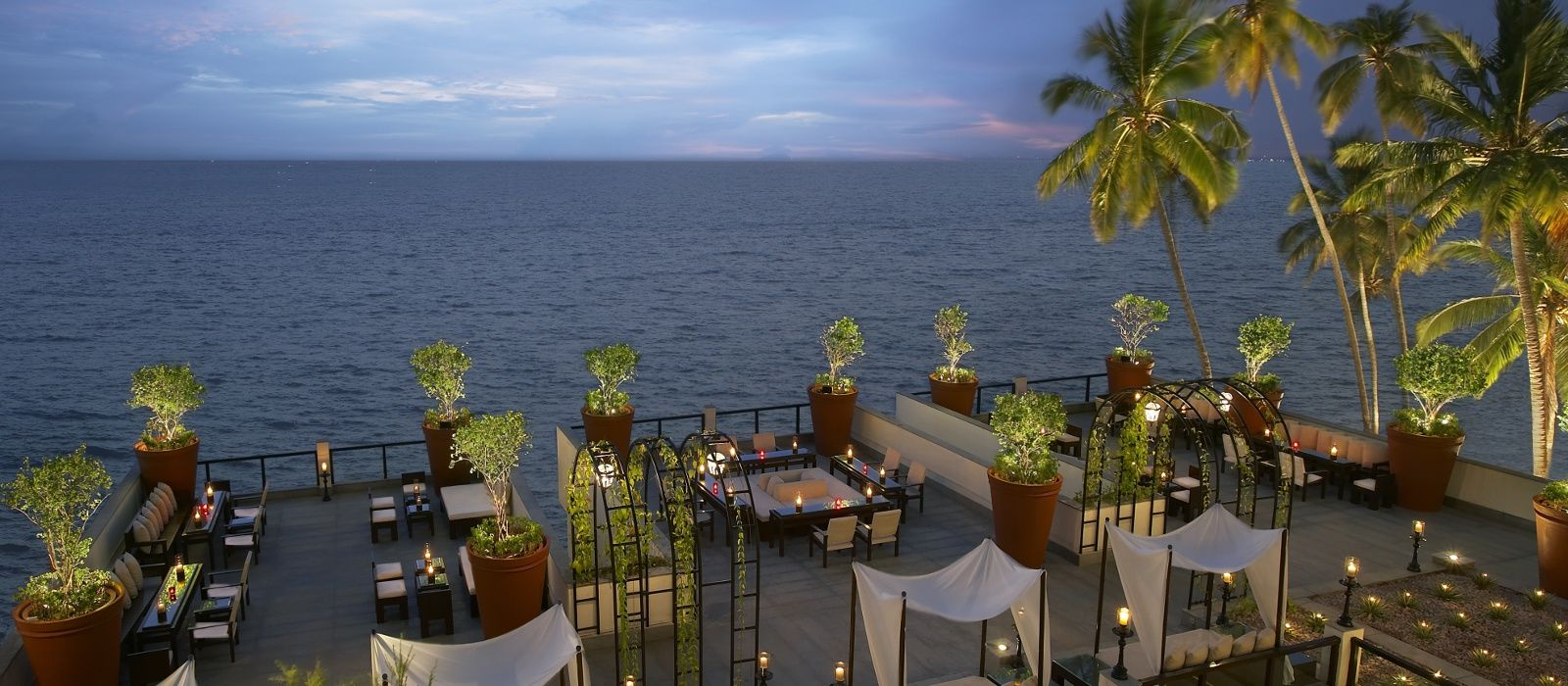 Hotel The Leela Kovalam Islands & Beaches