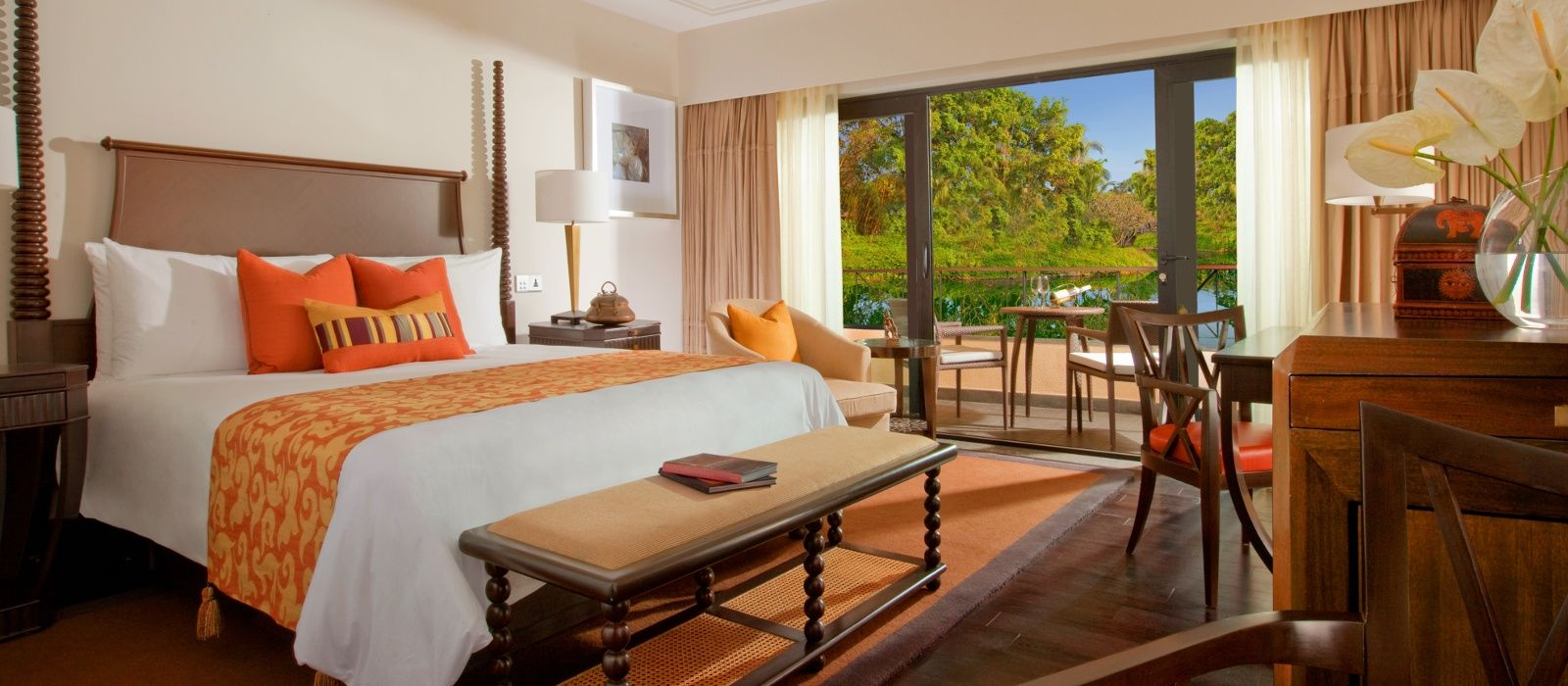 Hotel The Leela Goa Islands & Beaches