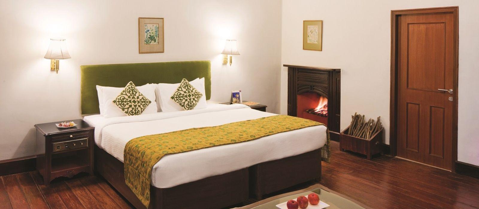 Hotel Taj Savoy Südindien